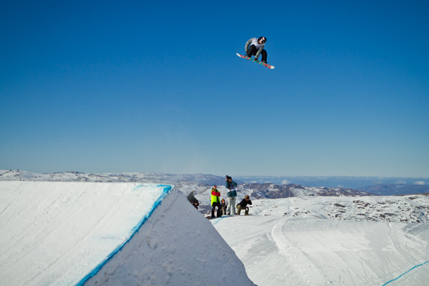Результаты Burton New Zealand Open 2011
